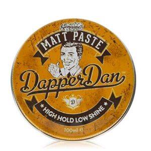 Dapper Dan Matt Paste Pomade