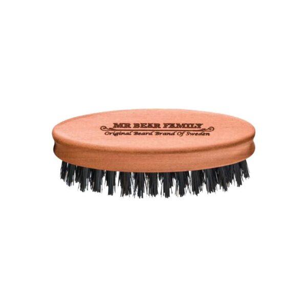 Mr. Bear Family Beard Brush